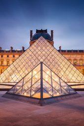 Экскурсия с гидом в музее Лувр